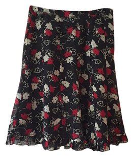 Trulli petites Skirt Black, red, cream