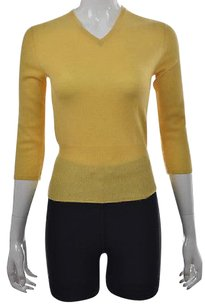 TSE Womens V Neck Sweater