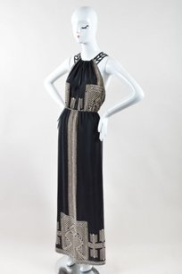 Black Maxi Dress by Twelfth St. by Cynthia Vincent Street