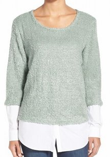 Vince Camuto 9065619 Acrylic Long Sleeve Sweater