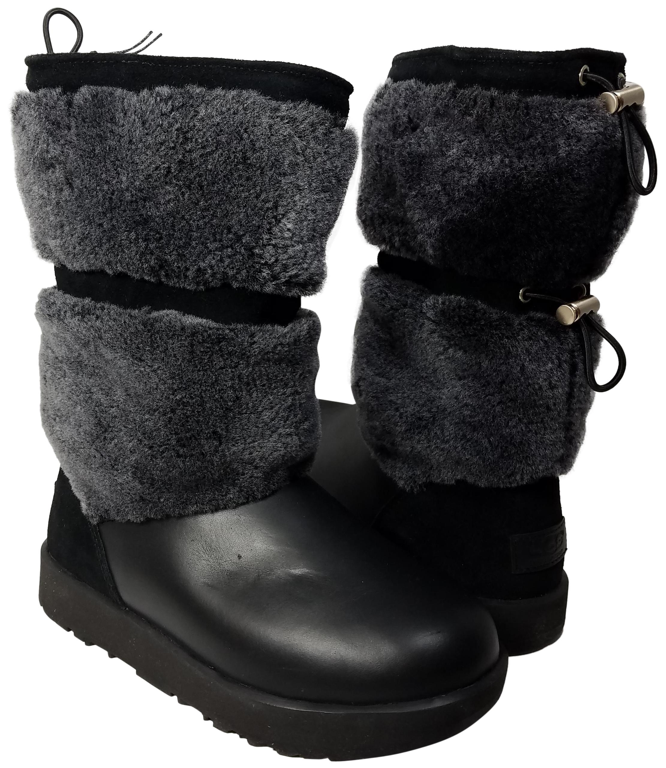 ugg waterproof ladies boots