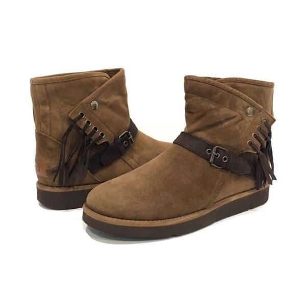 UGG Australia Suede Casual Brown Boots ...