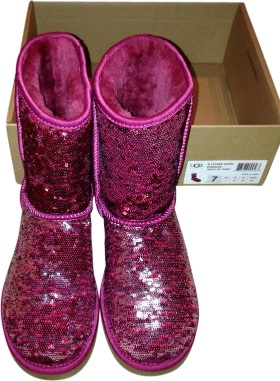 UGG Australia Ruby (red) Boots. UGG Australia Ruby (Red) Womens Classic Short ...
