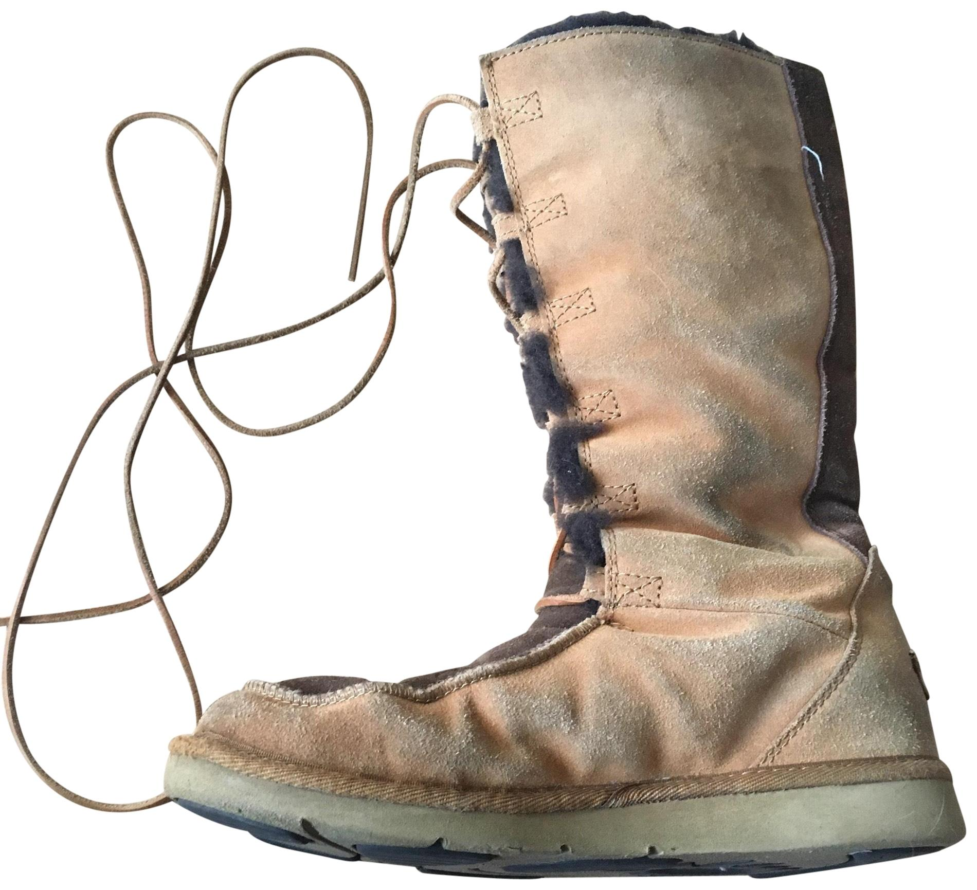 863677a9a2c low price ugg lace up snow boots d8611 e35c9