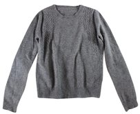 Other Cashmere Good Gray Kah Sweater
