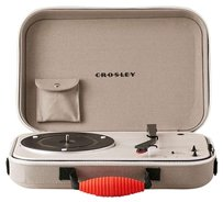Urban Outfitters Crosley Messenger Portable Vinyl Record Player