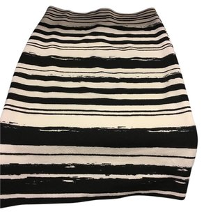 Urban Outfitters Skirt Black White