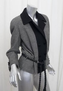 Valentino Boutique Womens Black Jacket