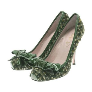 Valentino Green Pumps
