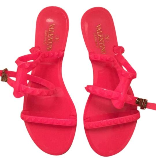Valentino Neon Jelly Sandals discount marketable buy cheap latest collections wfeN9ONoK