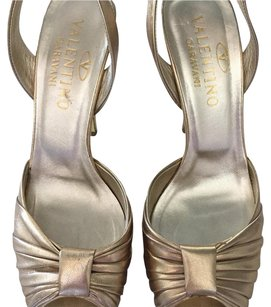 Valentino Sandal Metallic gold Sandals