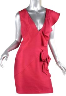 Valentino Womens Fuchsia Dress