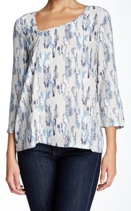 Valette 100% Polyester 3/4 Sleeve Top