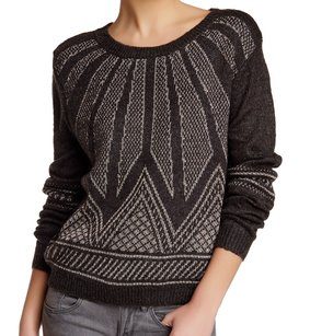 Valette Acrylic Long Sleeve Sweater