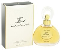 Van Cleef & Arpels FIRST by VAN CLEEF & ARPELS ~ Women's Eau de Toilette Spray 1 oz