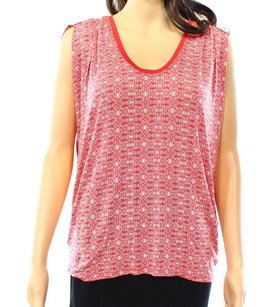 Velvet by Graham & Spencer New With Tags Rayon Top