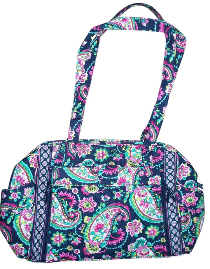 Vera Bradley Baby Amp Diaper Bags Up To 70 Off At Tradesy