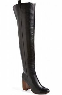 Vero Cuoio Fashion - Over The Knee Boots