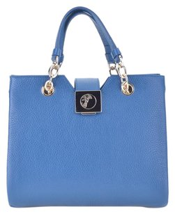 Versace Collection Tote in Blue