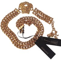 Versace Gold Versace Belt/Necklace