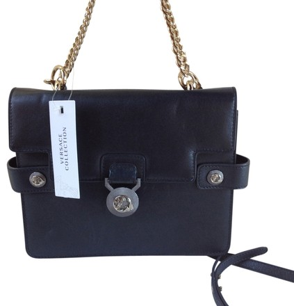 Preload https://item3.tradesy.com/images/versace-new-collection-leather-convertible-black-lbfs361-cross-body-bag-5549767-0-0.jpg?width=440&height=440