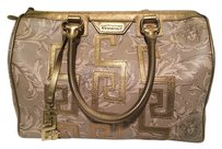 Versace Satchel in Gold