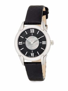 Versace Women's Elaphe Strap Watch