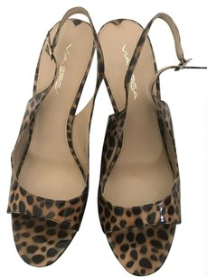 Via Spiga Brown Sandals