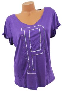 Victoria's Secret Victorias Pink Xss T Shirt Purple