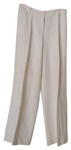 Victoria's Secret Trouser Pants Cream