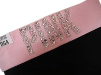 Victoria's Secret Victorias Secret Pink Yoga M-short 31 Boot Pant Bling Bejeweled Pink