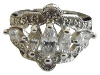 Victoria Wieck Victoria Wieck Absolute Diamond Ring Size 8