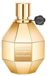 VIKTOR & ROLF Flowerbomb Rose Explosion 3.4 oz- Newly Launched-Wildly Popular- Very Hard to Find