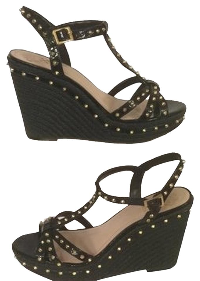 Black And Gold Wedges 5 Reviews. Here entefile.gq shows customers a fashion collection of current black and gold entefile.gq can find many great items. They all have high quality and reasonable price.