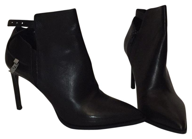 Vince Camuto Jet Black Boots/Booties Size US 9.5 Regular (M, B)