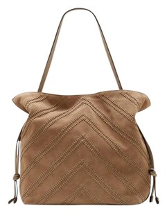 Vince Camuto Nella Mitered Hobo Bag