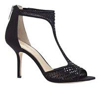 Vince Camuto Rea Embellished black Sandals