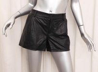 Vince Womens Classic Casual Shorts Black