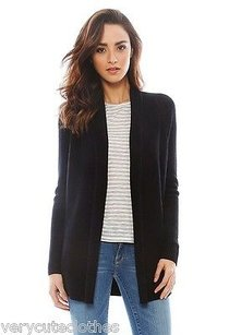 Vince Open Drape Front Sweater