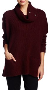 Vince Wool Knit Oversize Sweater