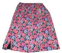 Vintage Clothing Size 14 Skirt multicolor