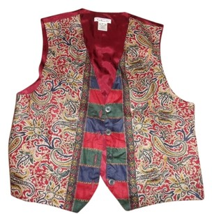 Vintage Clothing Womens Vest