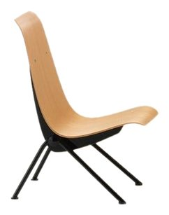 Vitra Brand New Vitra Miniature Antony Chair by Jean Prouve, 1950