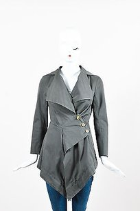 Vivienne Westwood Basic Gray Jacket