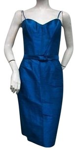 Watters Dupioni Silk Dress