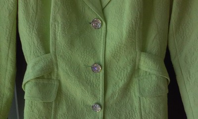 WD.NY Evening Satin Chanel Dior Crystal Trench Gucci Burberry Prorsum Pea Coat