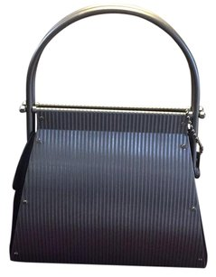 WENDY STEVENS Black Clutch