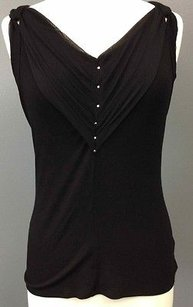 Weston Wear Rayon Blend Top Black
