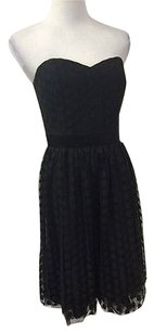 Black Maxi Dress by White House Black Market Corset
