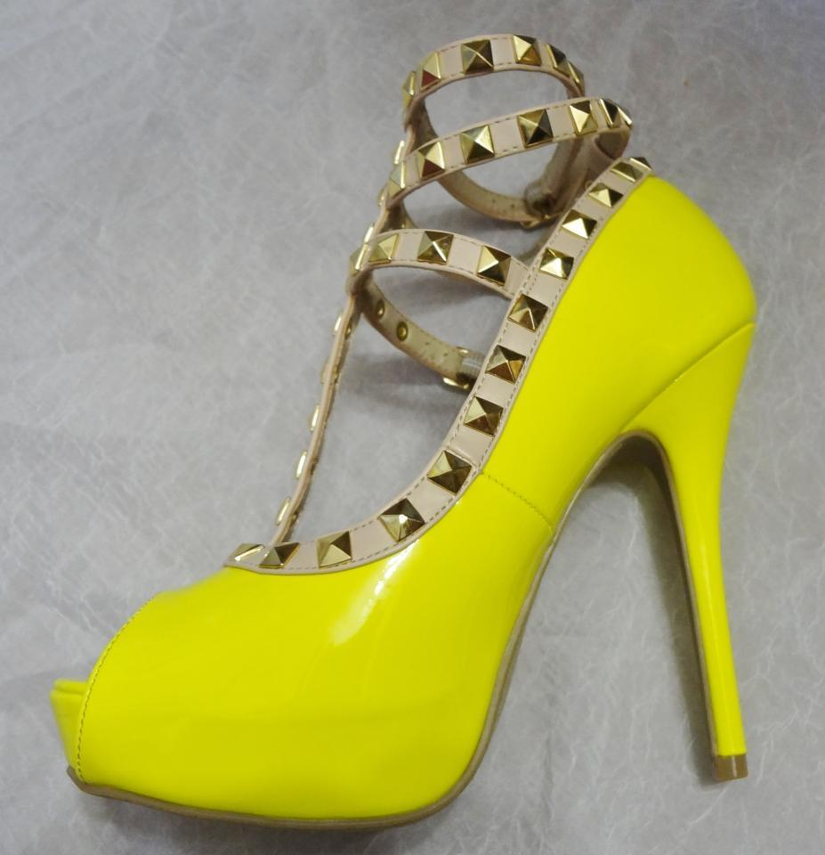 Cheap Gold High Heels For Women | Is Heel - Part 468